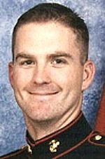 Marine LCpl Joshua M. Hines, 26, of Olney, Illinois. Died October 15, 2006, serving during Operation Iraqi Freedom. Assigned to 3rd Battalion, 24th Marines, 4th Marine Division, Marine Forces Reserve, Terre Haute, Indiana. Died of injuries sustained when an improvised explosive device detonated near his vehicle during combat operations in Fallujah, Anbar Province, Iraq.