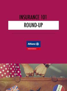 Insurance 101 round-up