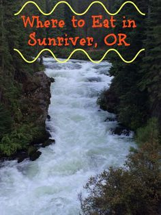 There are plenty of options for where to eat in Sunriver Oregon, and here are our thoughts on just a few of them.
