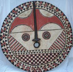 Bobo Bwa Circle Mask, Burkino Faso