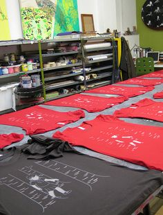 in the studio by juju's delivery, via Flickr