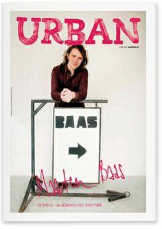Urban Magazine, Milano, Italy www.sergiojuan.com