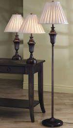 Coaster 901147 Lamp Sets