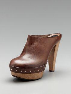 High Heel Mule by Marni on Gilt.com
