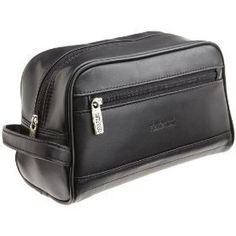 Heritage Travelware 550125 Kenneth Cole On The Go Leather Top Zip Travel Kit - Black Heritage Travelware. $39.95. Save 23% Off!
