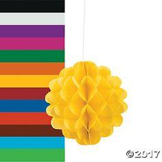 Tissue Balls - $9.97/dozen