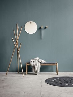 Entrance Option 2 Bolia something Hallway Inspiration, Interior Inspiration, Bedroom Colors, Bedroom Decor, Blue And Green Living Room, Home Furniture, Furniture Design, You Wake Up, Colorful Interiors