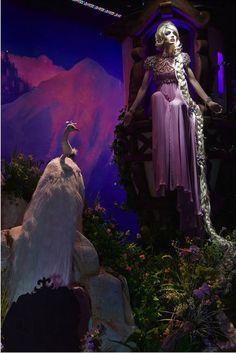 Harrods presenta: Le fiabe Disney. Una meravigliosa Raperonzolo. (Jenny Packham)