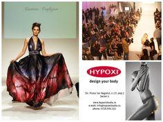 Hypoxi Studio partener in cadrul prezentarii colectiei designerului Cosmina Englizian #Hypoxi #HealthySkin