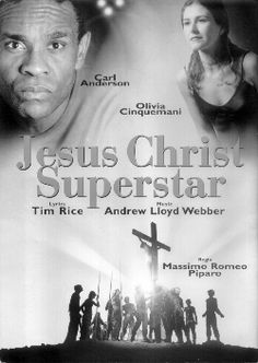 Jesus Christ Superstar Jesus Christ Superstar, Ted, Musicals, Film, Movie Posters, Movie, Film Stock, Film Poster, Popcorn Posters