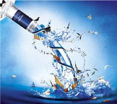 Beautiful Alcohol Related Advertisements & Designs - DesignM.ag