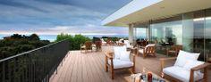 Deck exterior, pavimento de madera para exteriores, suelos de madera para terrazas, jardines, piscinas, espacios abiertos... Marca Greenwood Venice