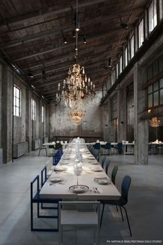 Carlo e Camilla restaurant in Milan: Housed in an abandoned sawmill, Carlo e Camilla won Wallpaper's design award for best new restaurant in 2015.