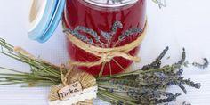 Levanduľový sirup - Tinkine recepty