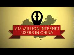 The Chinese Social Media Landscape. #video