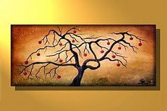 Apple Tree Paintings On Canvas - Bing Images