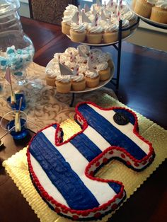 Ahoy, It's a Boy Baby Shower