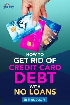 Get out of debt and on with your life. Freedom Debt Relief offers a way out - no loan required. Find out how Freedom Debt Relief has already helped over customers resolve debt with their proven program. Answer a few questions to see if you qualify. Carte Cadeau Itunes, Budget Organization, Get Out Of Debt, Financial Tips, Financial Binder, Financial Quotes, Financial Planning, Budgeting Finances, Money Matters