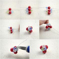 Bracelet DIY, tuto en photos vu sur internet