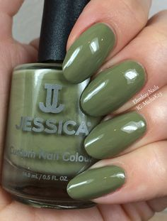 ehmkay nails: Jessica Cosmetics La Vie Boheme Swatches and Review, Boho Chic