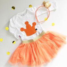 Ook voor de kids is Koningsdag een feestje! #HEMA #kingsday #koningsdag #fashion #kids