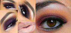 La mia versione del make up n° 2 per la terza edizione della #PaciugoPedia!