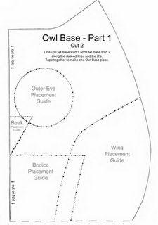 owl pattern                                                                                                                                                                                 Más