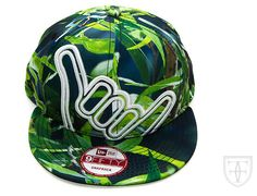 e73b8e12d11 Koa Tree Camo Cheehu Snapback Cap by FITTED x NEW ERA. Naomi Young
