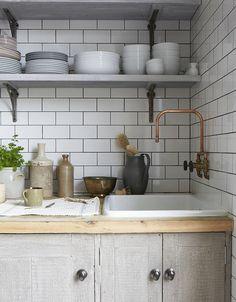» Visite à Londres – Un intérieur cosy » Blog déco FactoryChic - Carnet de tendance et d'inspiration