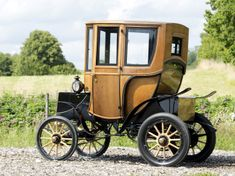 Woods Electric Style 214A Queen Victoria Brougham '1905