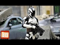 Russian Military Robot Uran 14 : Robots to replace personnel in the Russian army - YouTube