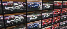 Video: Zweiter Lauf des Ferrari Cups der Slotter-IGO - Zweiter Lauf des Ferrari Cups der Slotter-IGO #slotcar #autorennbahn