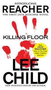 Killing Floor - by Lee Child - Ex-military policeman Jack Reacher is a drifter. He's just passing through Margrave, Georgia, and in less than an hour, he's arrested for murder. Not much of a welcome. All Reacher knows is that he didn't kill anybody. At least not here. Not lately. But he doesn't stand a chance of convincing anyone. Not in Margrave, Georgia. Not a chance in hell.