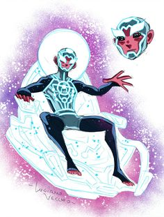 Young Metron Sketch by LucianoVecchio on DeviantArt Fantasy Character Design, Character Design Inspiration, Character Concept, Concept Art, Alien Character, Character Art, Superhero Characters, Anime Characters, Marvel Dc
