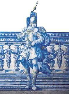 Museum of Portuguese Decorative Arts Portuguese Culture, Portuguese Tiles, Tile Art, Mosaic Tiles, Blue Pottery, Kintsugi, Iron Work, Ceramic Art, Art Decor