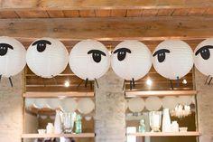 Baby sheep lanterns