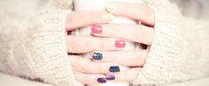50 diseños de uñas para ponerle color al invierno (FOTOS)