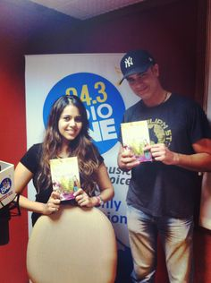 A picture from the wonderful radio show with the vivacious MJ TIA on 94.3 Radio One - Pune! Thank you for having me on your show and giving me the opportunity to reach out to Pune!  BUY THE BOOK - http://www.amazon.in/HiFi-Bollywood-Rishi-Vohr Book Books New Hifi Novel Fiction Popular Mass Bookshelf Bookshelves bookstore Dreams Inspiration Mumbai Bollywood Director Producer Actor actress Films Movies Indian Author Drama Comedy Salman khan Hrithik roshan John Abraham jaico Berkeley…