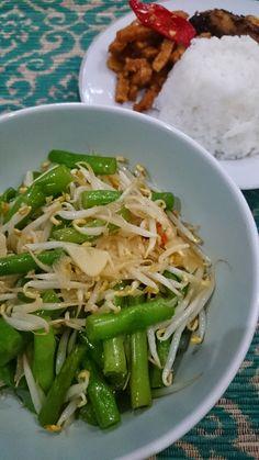 Rumah Makan DJOWO KLATEN: OSENG BUNCIS