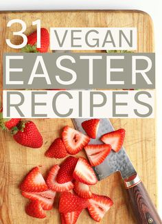All your vegan Easter recipes in one place. From brunch to dinner to dessert, here is a roundup that covers all the recipes you need to celebrate spring.