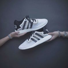 Limited to just 500 pairs worldwide, the @adidasY3 Yohji Boost sneakers are available at select Y-3 retailers.#adidas #Y3 #boost