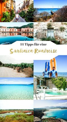 Unsere Sardinien Rundreise Tipps – 14 Highlights aus 17 Tagen - The Kaisers - Esporte ao Ar Livre Cool Places To Visit, Places To Travel, Travel Destinations, Travel Trip, Travel Around The World, Around The Worlds, Reisen In Europa, Countries To Visit, Destination Voyage