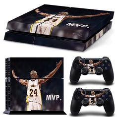 Kobe Bryant PS4 Decal Sticker Set