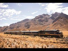 Machu Picchu by Train and Lake Titicaca by Train - PeruRail