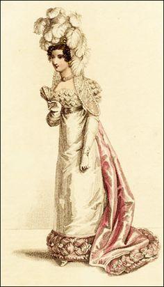 Court Dress 1822