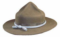 U s WW1 M1911 Campaign Hat New Made 100 identical to Originals | eBay