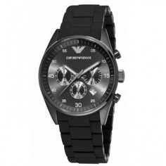 Men's Emporio Armani Chronograph Watch