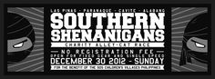 Want to ride and roll while helping the kids? Then mark your calendar; December 30, 2012 and join the SOUTHERN SHENANIGANS Charity Alley – Cat Race | No Registration Fee! | Let's end the year with a good cause. See you there! To know more, contact us: 809.8098 or e-mail at: joray.mendoza@sosphilippines.org    Like us on FB: https://www.facebook.com/SOS.ph    Join Down South Fixed Group: https://www.facebook.com/groups/138553619626412/?fref=ts    #bike #downsouth #sos #children #philippines…