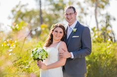 Carike & Francois looking stunning on their wedding day @kingfisherbay