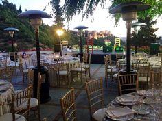 Wedding and Event planning by awolgranada.com destination wedding planner in Granada, Spain. Venue - La Chumbera
